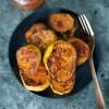 Harissa Honey Butter Melting Sweet Potatoes