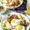 Mexican Breakfast Platter