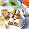 Buffalo Salmon Wraps