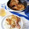 Apple Butter BBQ Pork Chops