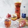 Pomegranate Hard Cider Sangria