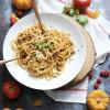 Pumpkin Chorizo Bolognese