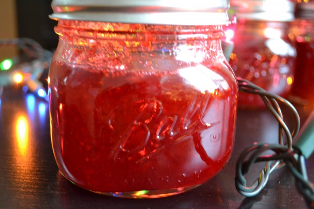 DIY Hostess/Holiday Present: Homemade Cranberry Orange Liquor