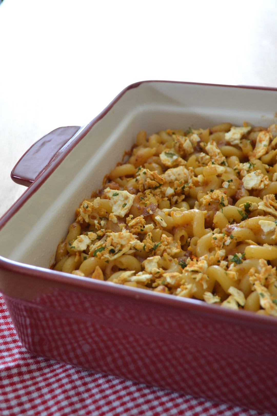... health as macaroni and cheese is, it is just too darn good to pass up