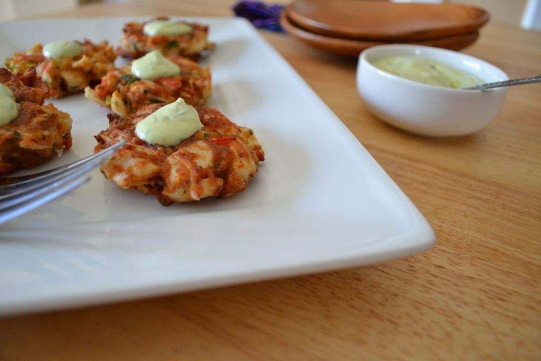 Gluten-Free Crabcakes Recipe — Dishmaps