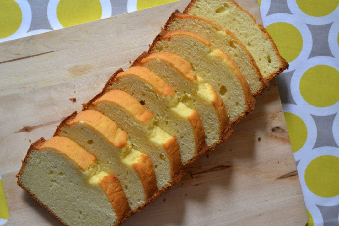 Cream Cheese Pound Cake Sarcastic Cooking