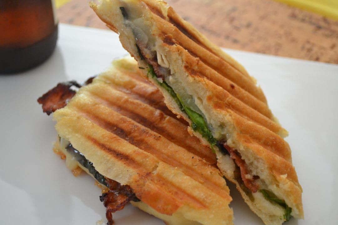 Enjoy this sandwich during a fancy brunch or any night of the week.