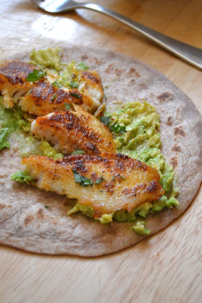 Tilapia Fish Tacos Recipes — Dishmaps