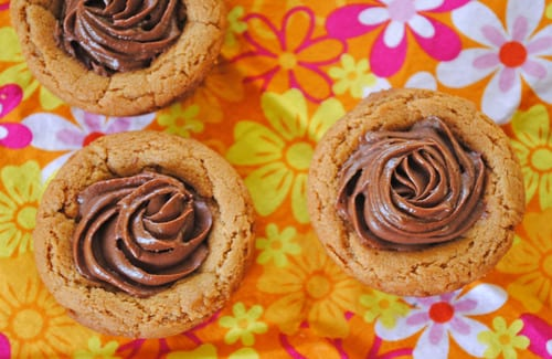 how to make peanut butter cups without powdered sugar