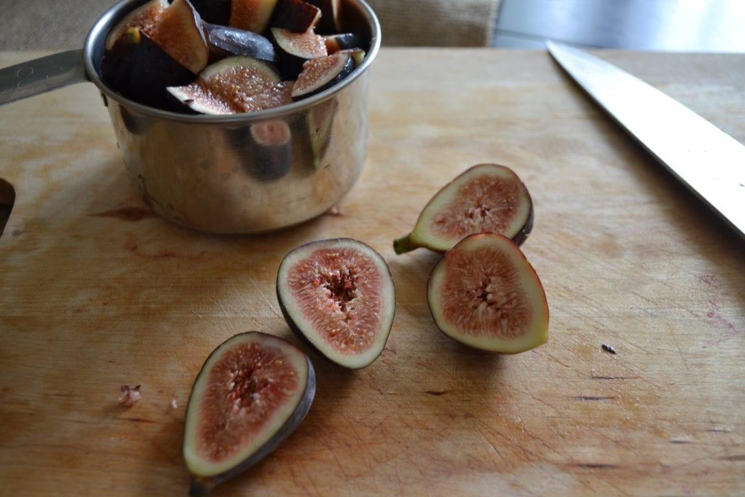 Fig, Olive Oil, & Sea Salt Challah