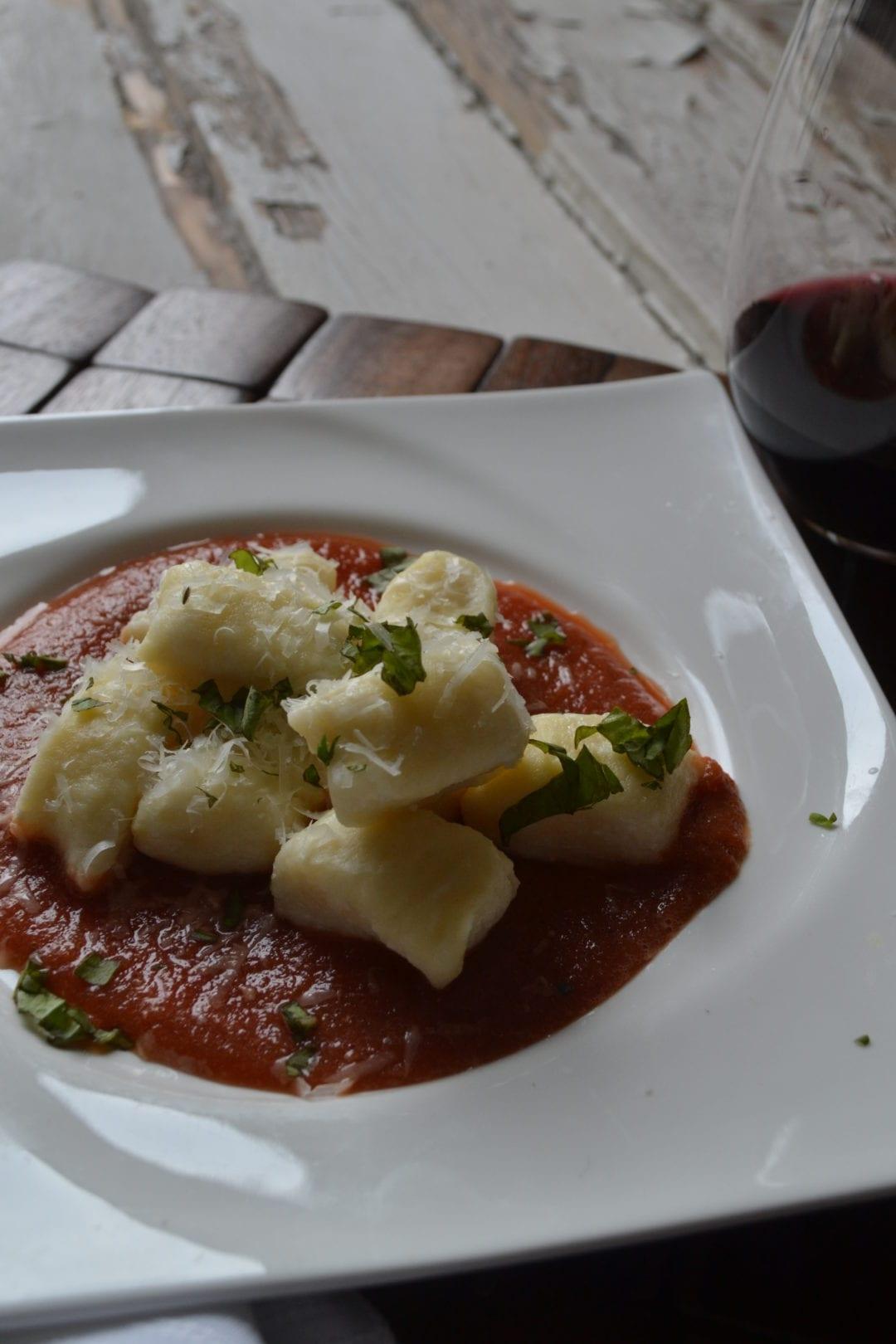 Easy Ricotta Gnocchi - Sarcastic Cooking