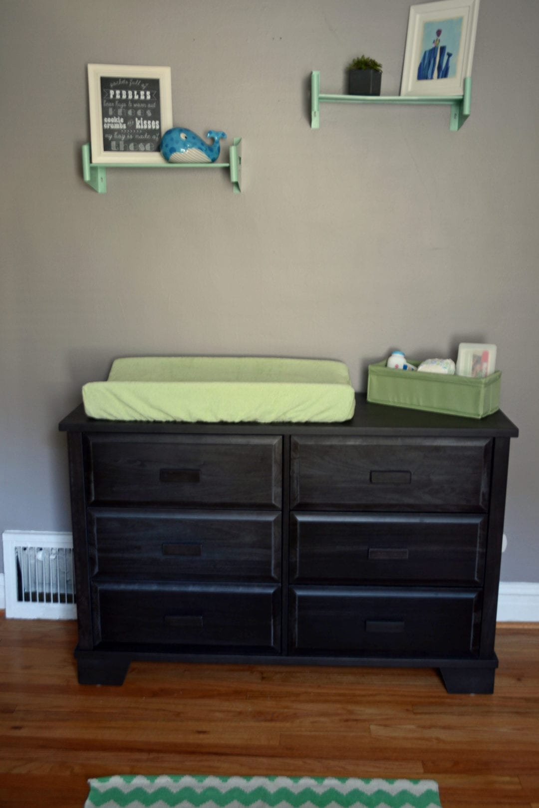 Baby Room Reveal