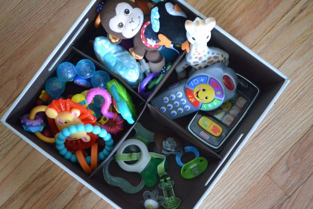 Baby Toy Organization