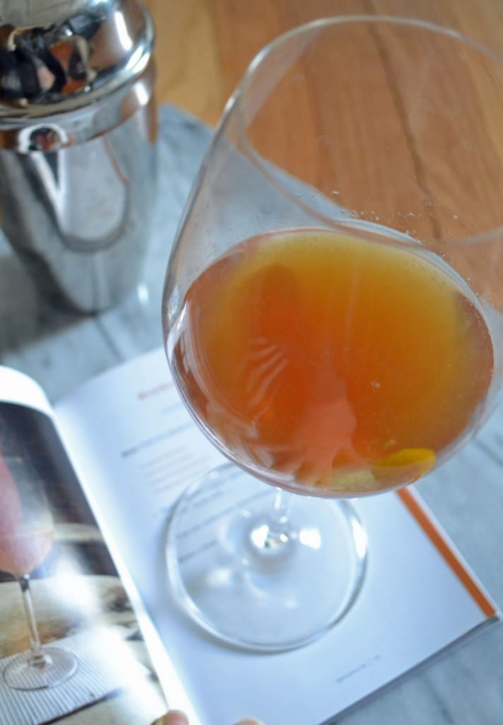 Weather Up Cocktail   Sarcastic Cooking
