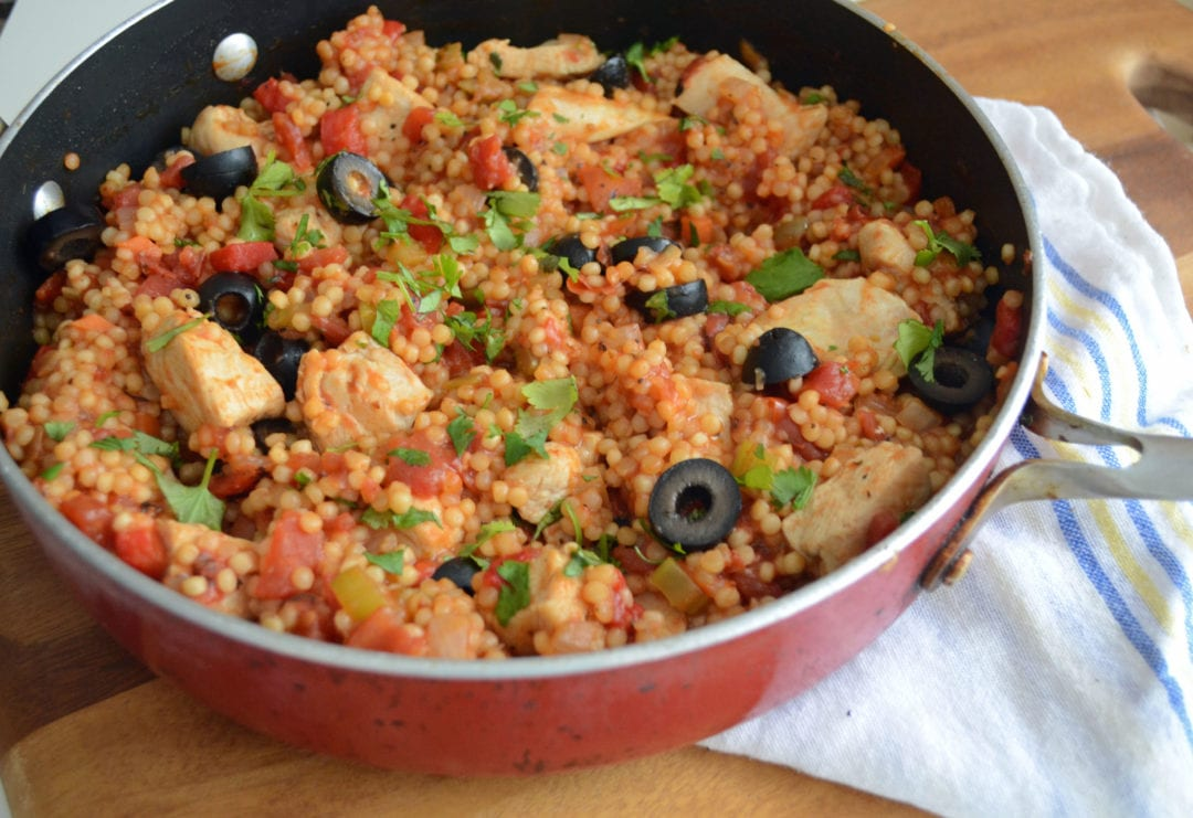 Chicken with couscous recipes