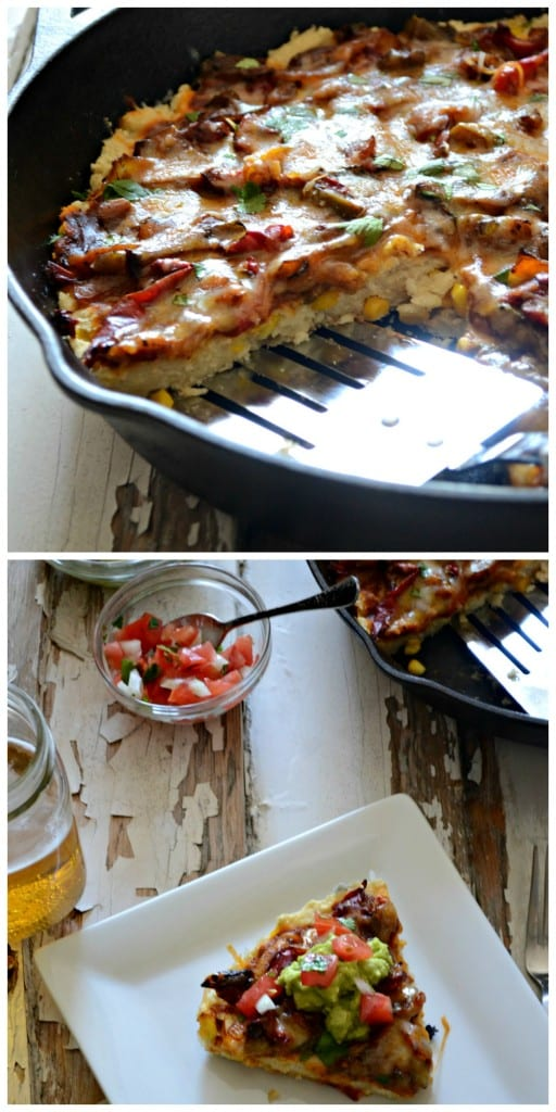 Roasted Pepper and Onion Tamale Bake   Sarcastic Cooking