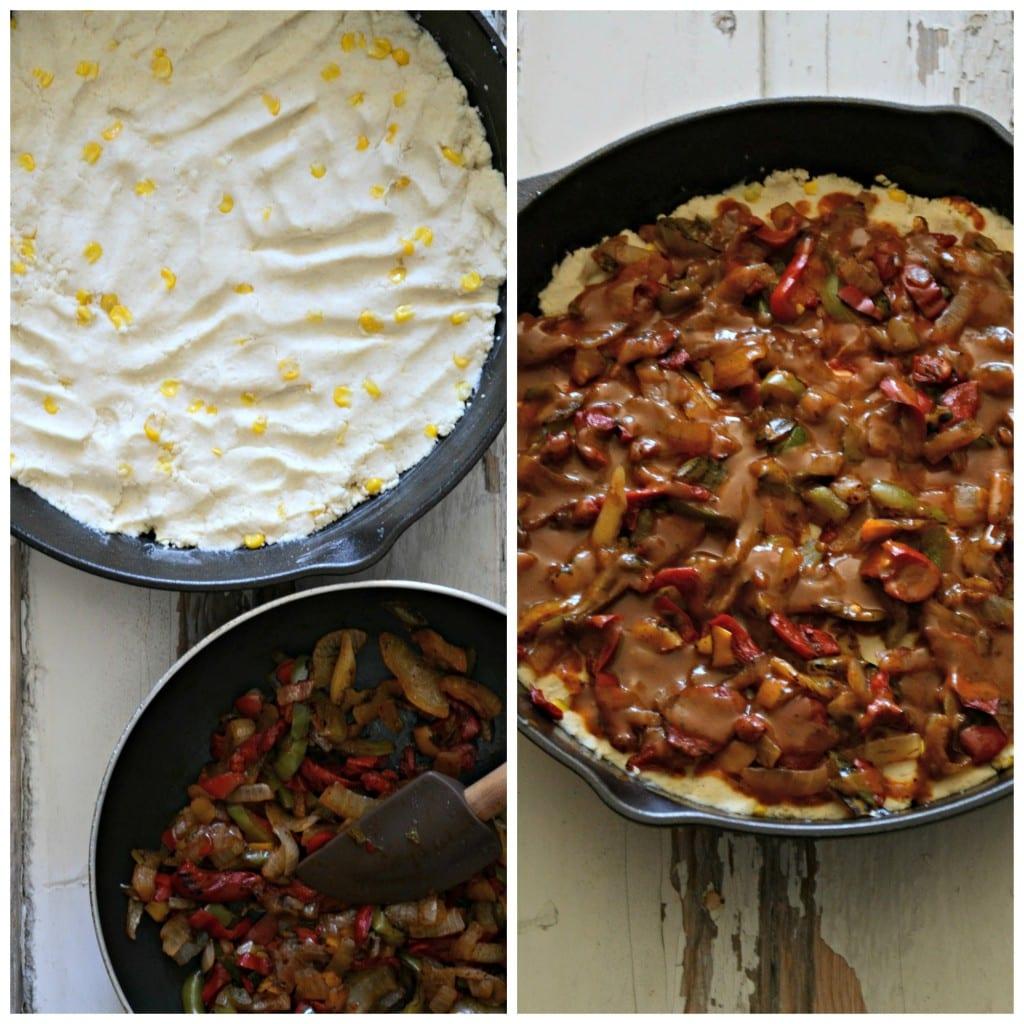 Tamale Bake