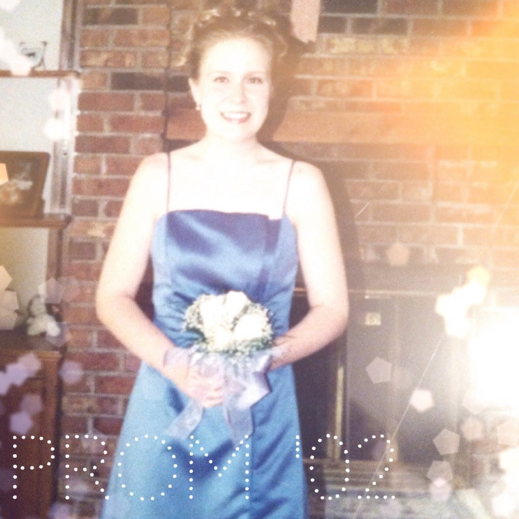 Prom '02. Wooo! So excited!