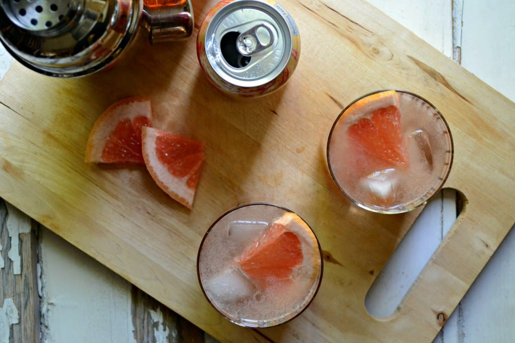 Grapefruit Whiskey Sour \\ Sarcastic Cooking