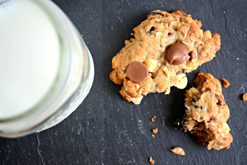 Copycat Whole Foods Jumble Nut Cookies \\ Sarcastic Cooking