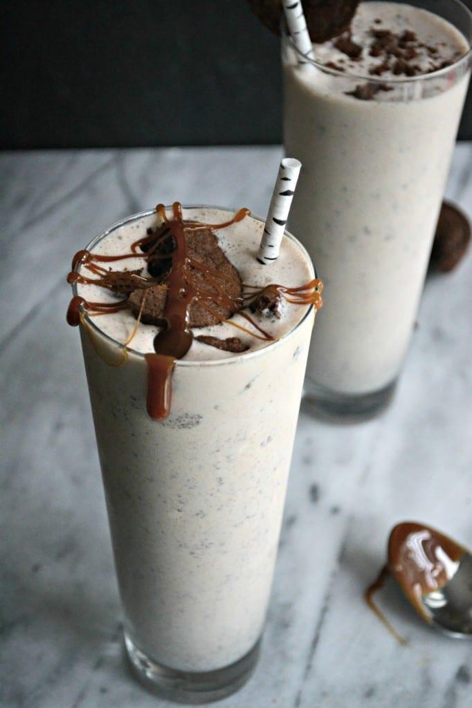 Bourbon Brownie Milkshake | Sarcastic Cooking