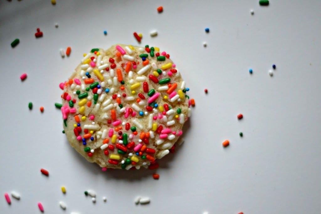 Vanilla Bean Confetti Cookies @sarcasticcook