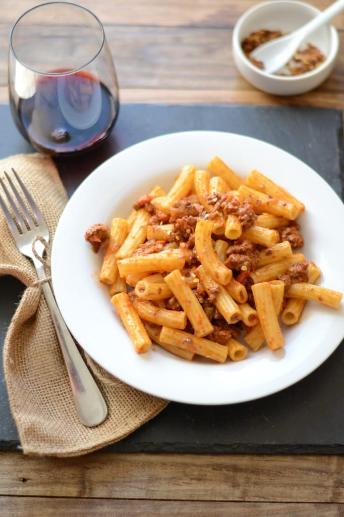 Home-Style Asian Pasta   Sarcastic Cooking