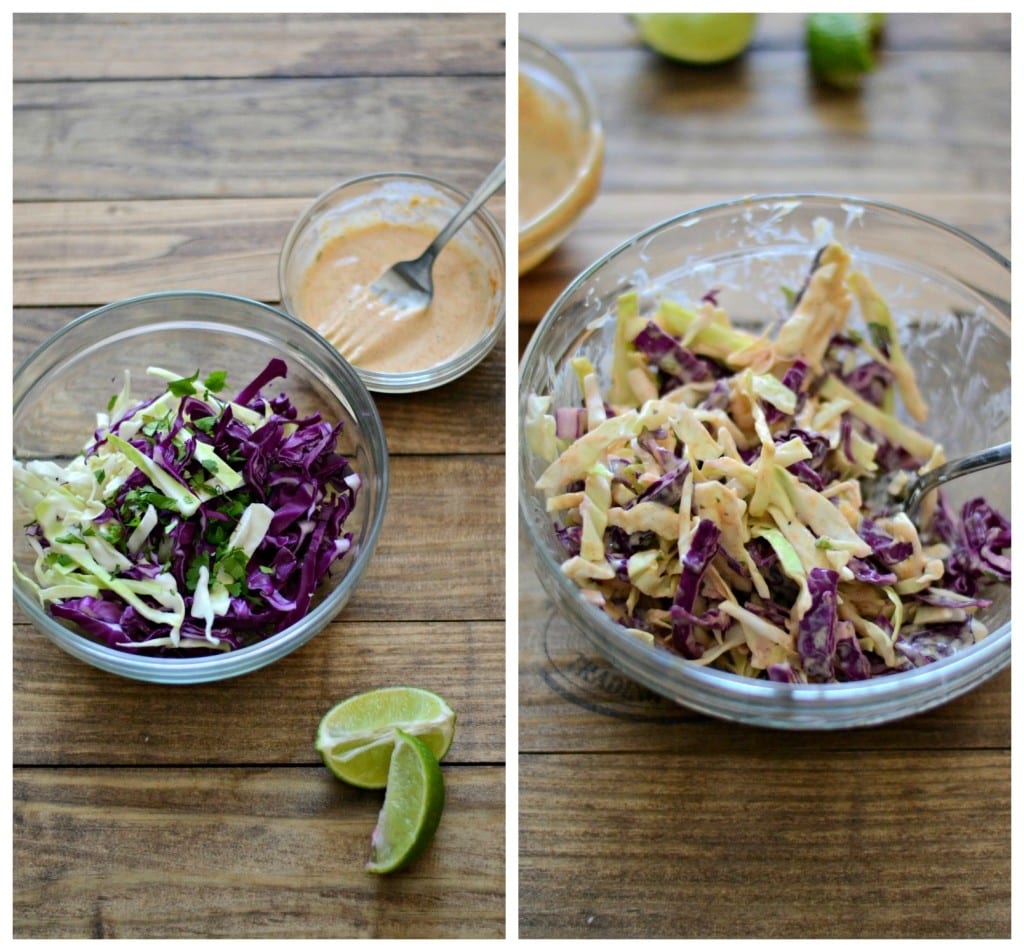 Southwest Ranch Slaw | Sarcastic Cooking