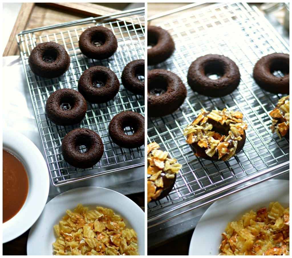 Late Night Munchie Doughnuts