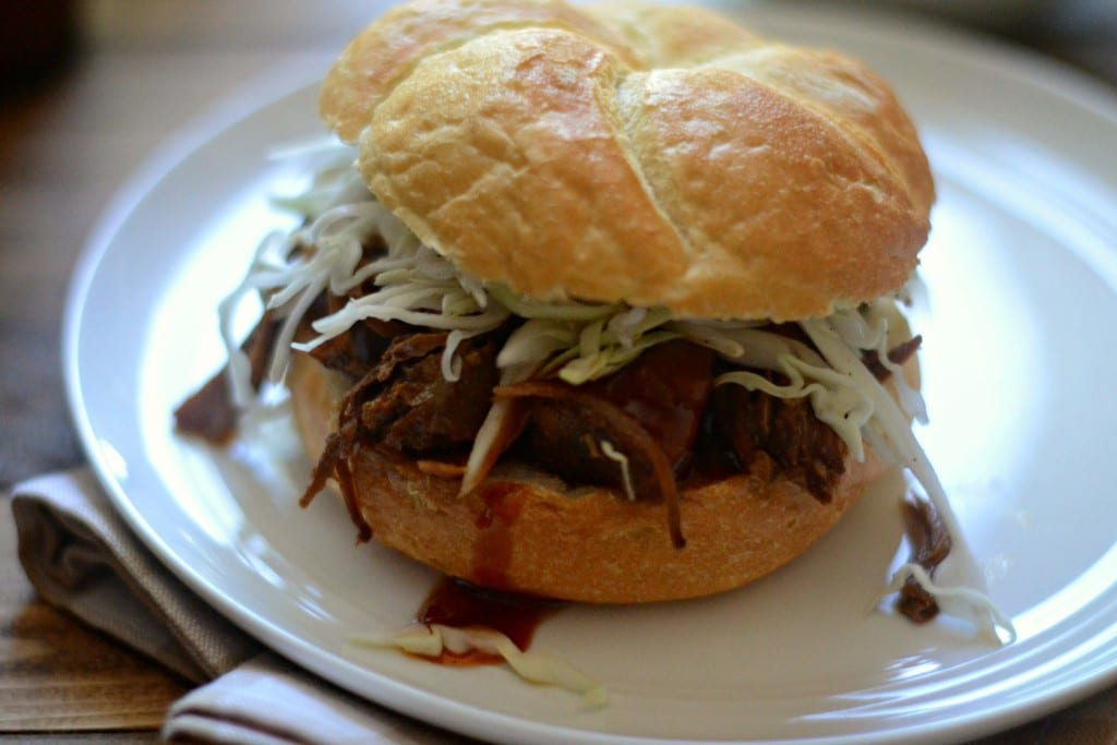 What's for Dinner? Slow Cooker BBQ Pulled Pork | Sarcastic Cooking