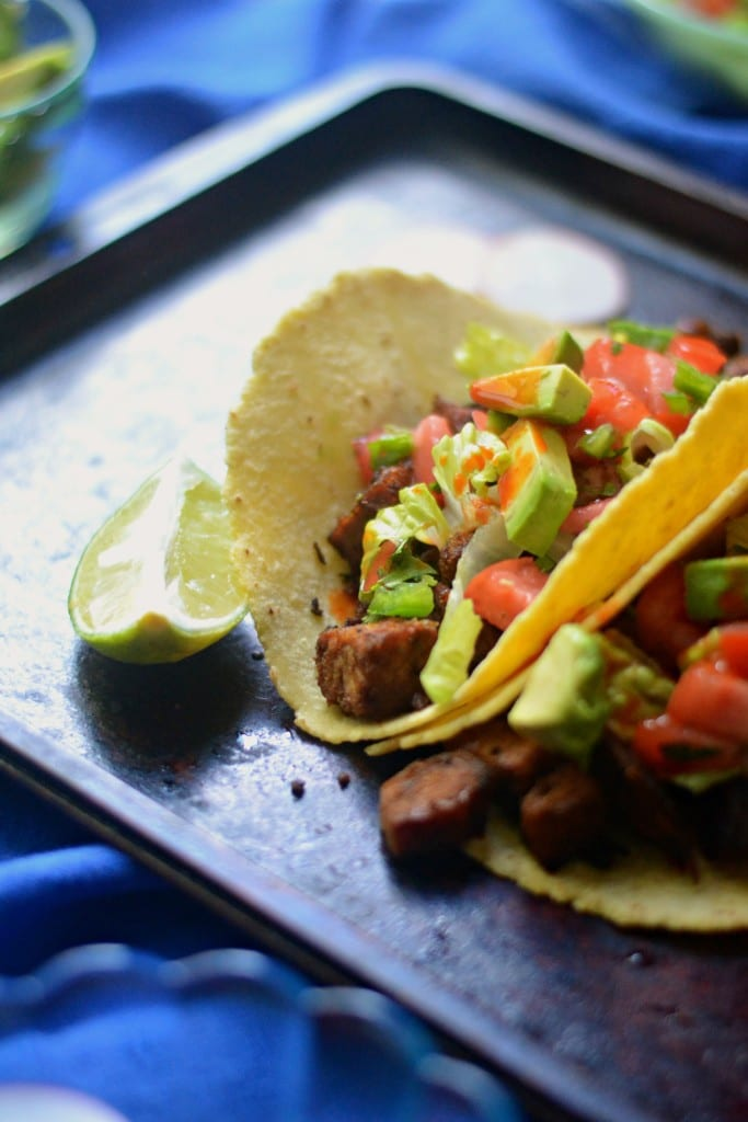 Crispy Pork Tacos | Sarcastic Cooking