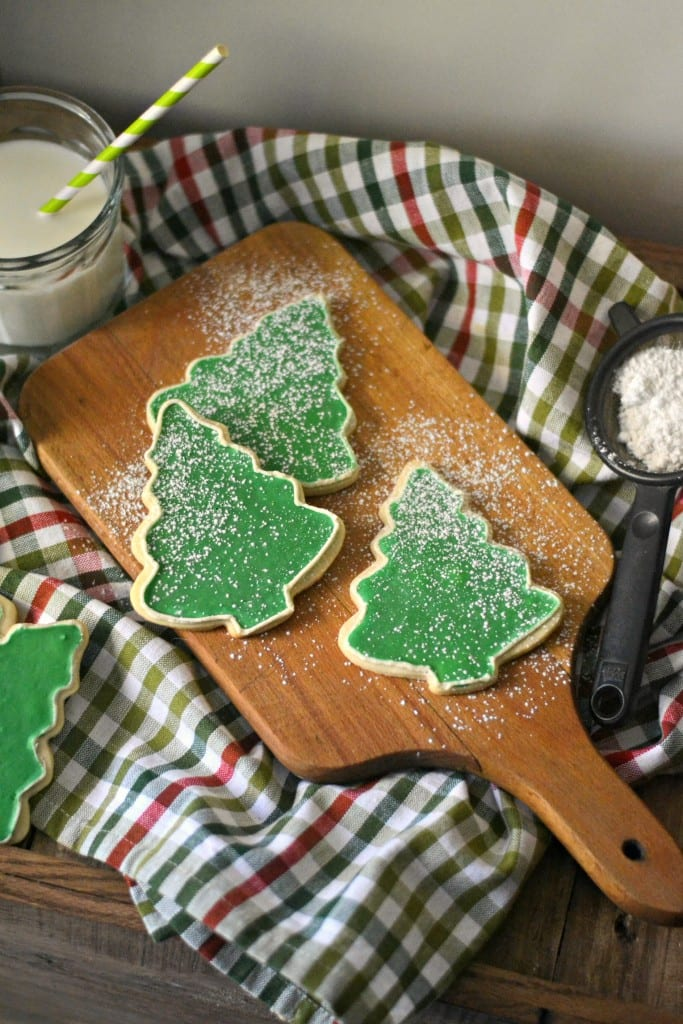 The Best Cut-Out Sugar Cookies | Sarcastic Cooking
