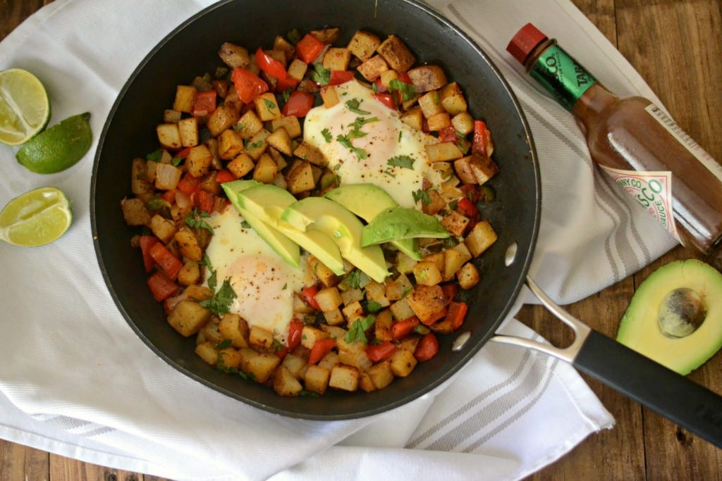 Meatless Monday: Mexican Hash | Sarcastic Cooking