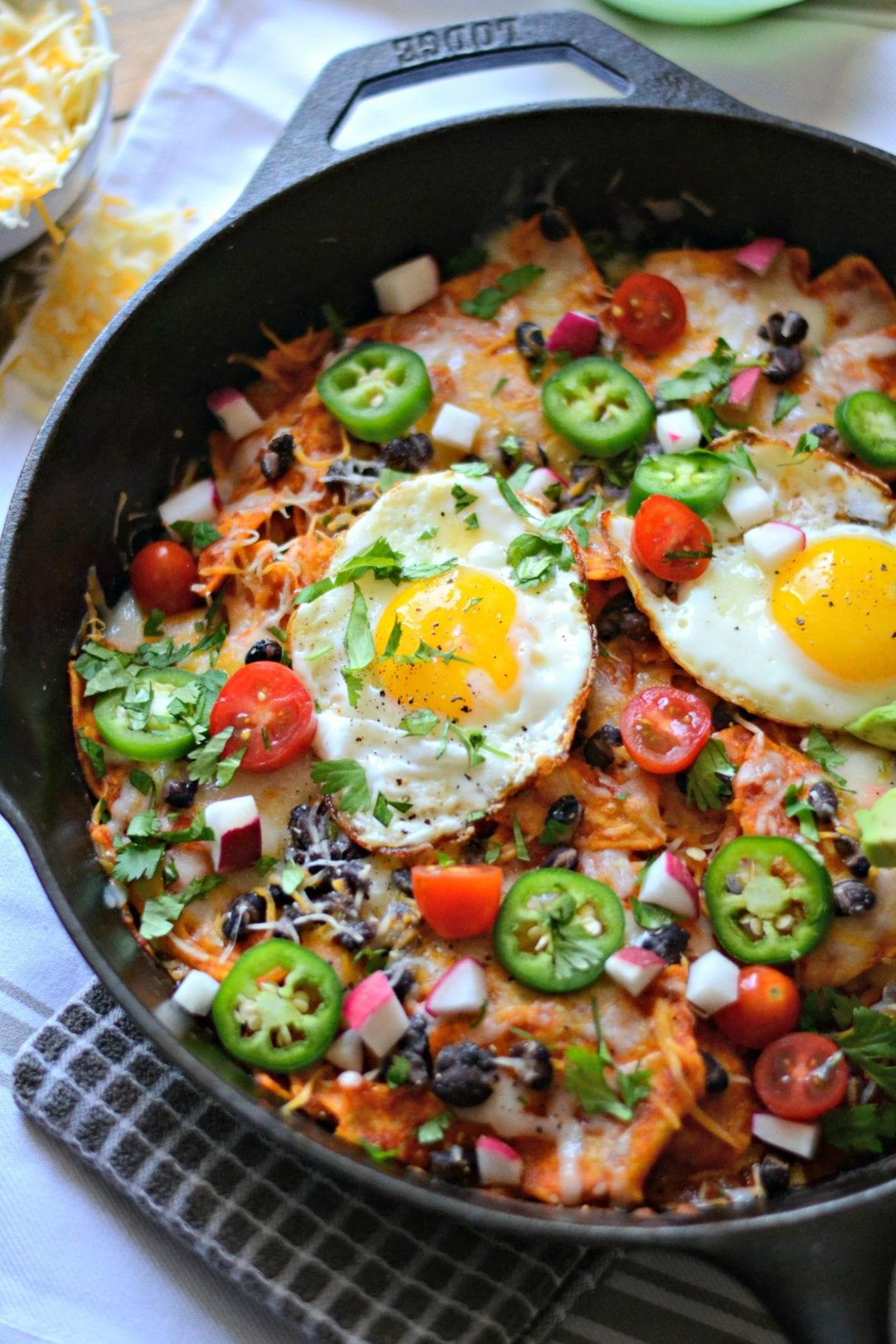 Chipotle Chilaquiles | sarcastic Cooking