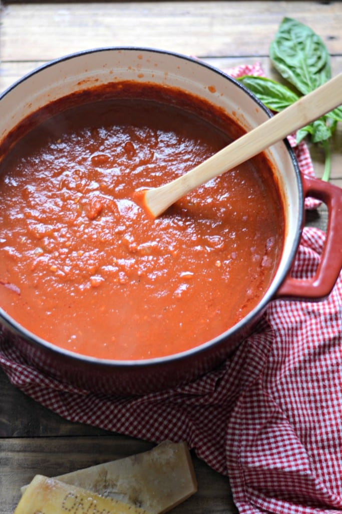 The Best Dang Pasta Sauce Ever!   Sarcastic Cooking