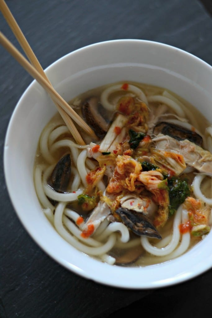 Korean Chicken Noodle Soup | Sarcastic Cooking