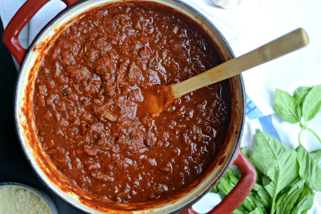 The Best Dang Short Rib Bolognese Sauce - Sarcastic Cooking