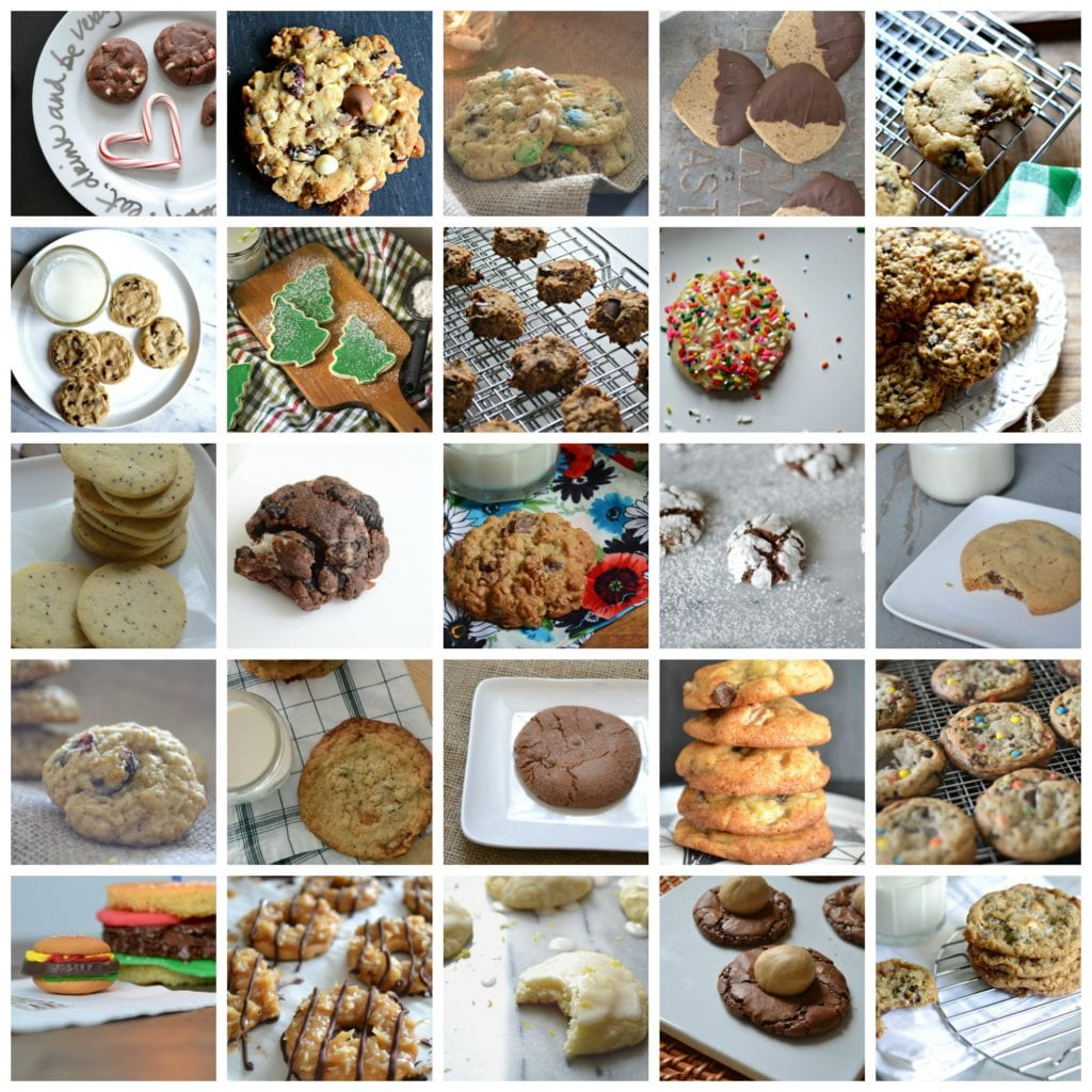 Over 25 Holiday Cookie Recipes | Sarcastic Cooking