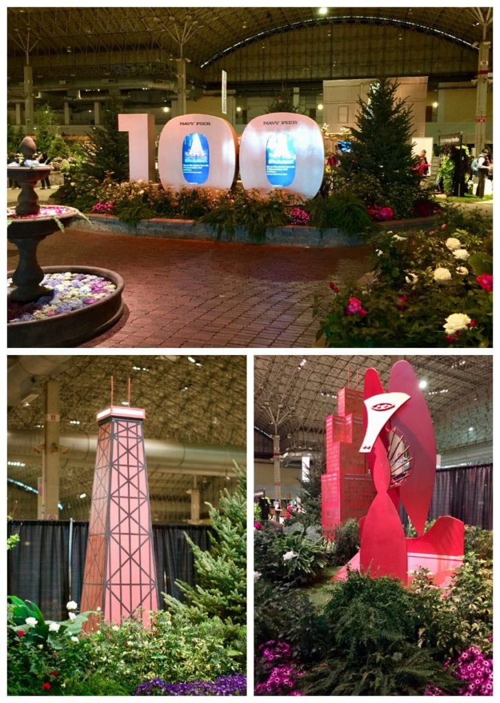 Chicago flower and garden show for Chicago flower and garden show