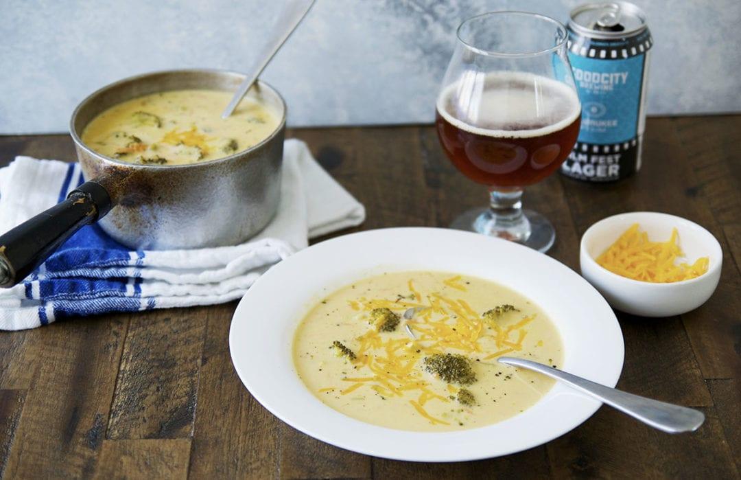 Cheddar Ale Soup Recipe Food Network