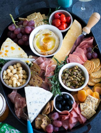New Year's Eve In Cheeseboard (for two or more) - Sarcastic Cooking