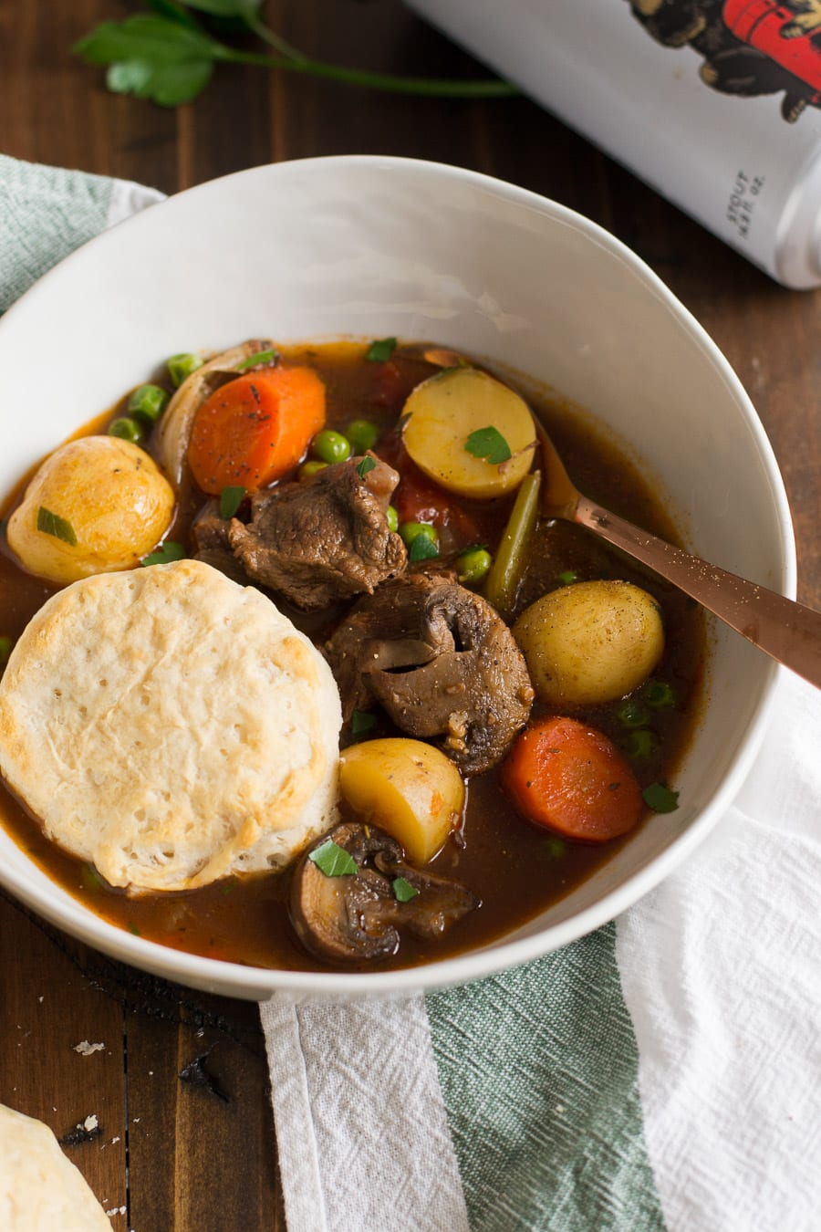 Guinness Beef Stew in the Instant Pot | Sarcastic Cooking