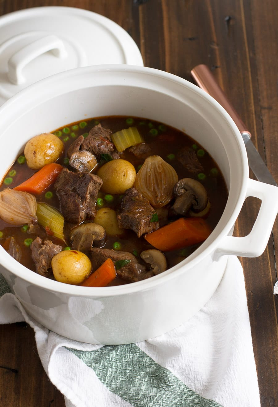 Instant Pot Guinness Beef Stew | Sarcastic Cooking