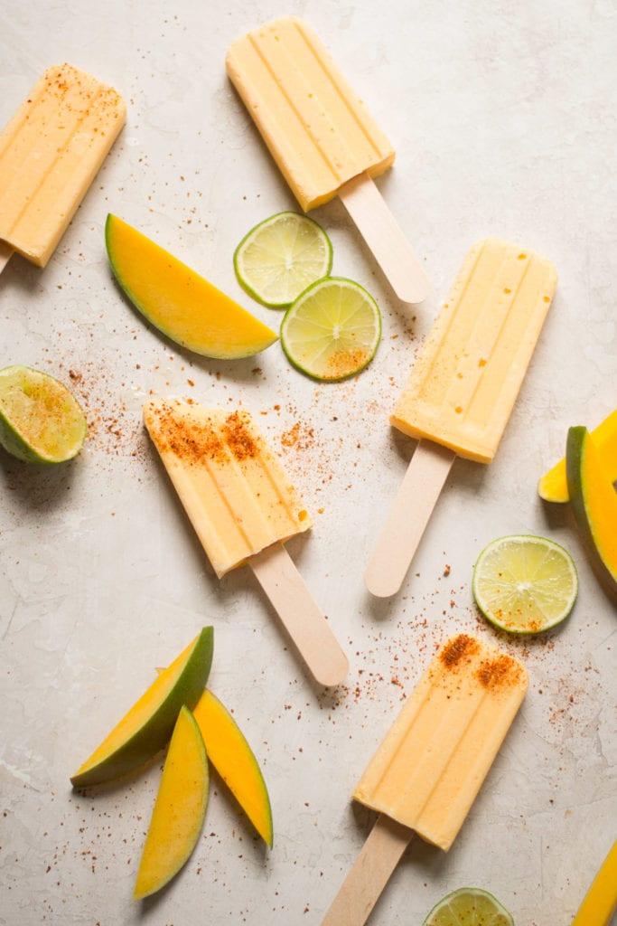 Somrus Mango cream Liqueur Milkshake IPA Popsicle | Sarcastic Cooking