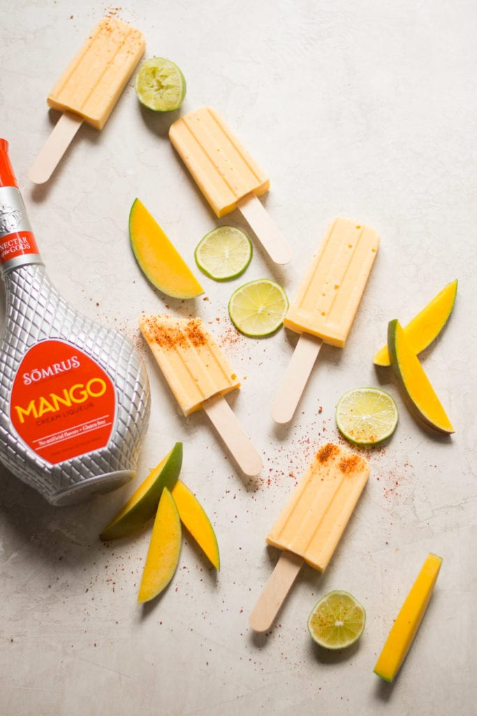Mango Milkshake IPA Popsicle | Sarcastic Cooking