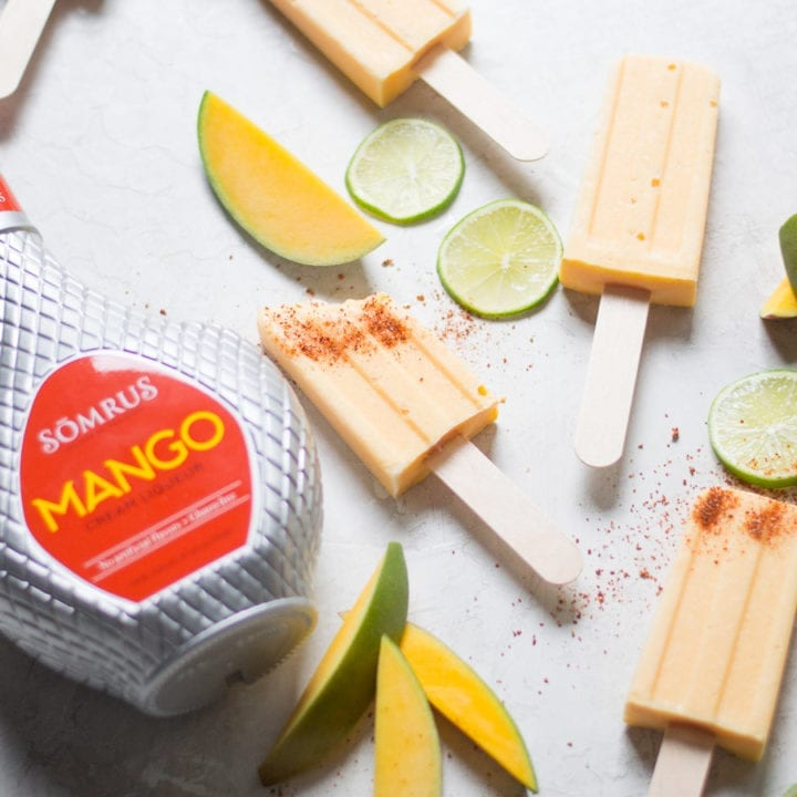 Mango Milkshake IPA Popsicle's