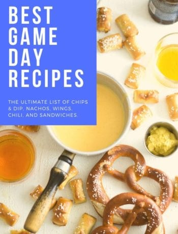 The best game day recipes - Sarcastic Cooking