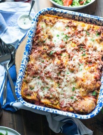 Classic Lasagna | Sarcastic Cooking