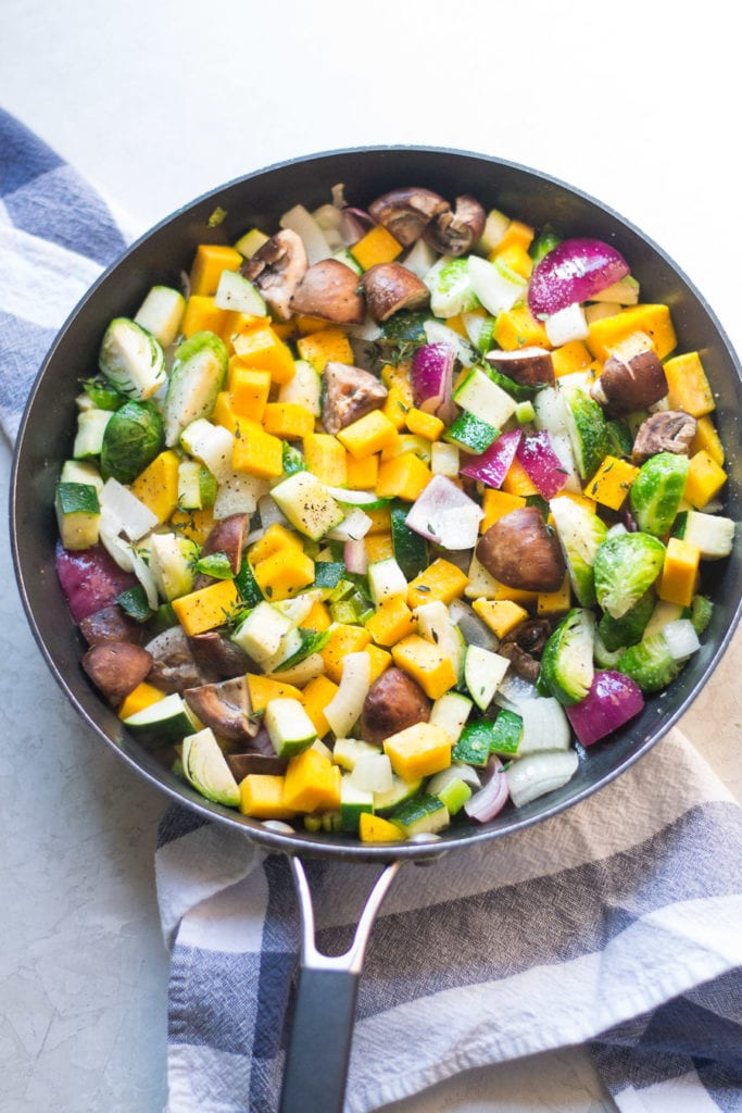 Vegetarian Stuffing Recipe | Sarcastic Cooking