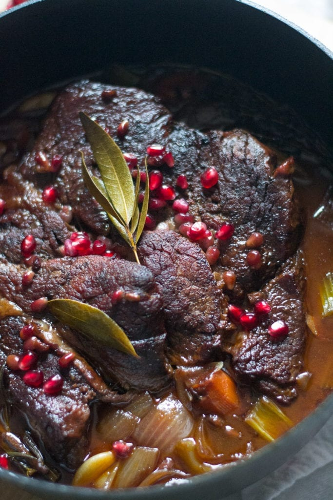 Slow Cooked Balsamic Pot Roast | Sarcastic Cooking